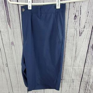 Adidas Dark Blue Men's Golf Shorts SZ 36 (M3)